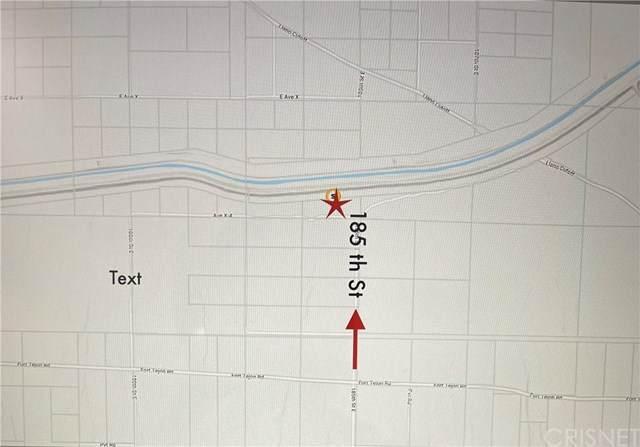 18501 Fort Tejon Road, Llano, CA 93544 (#SR20258479) :: The Grillo Group