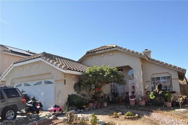 39921 Tesoro Lane, Palmdale, CA 93551 (#SR20259376) :: Randy Plaice and Associates