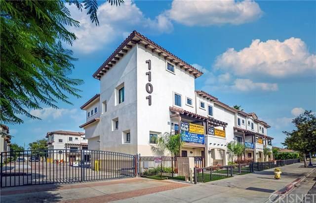1101 N Maclay Avenue #2, San Fernando, CA 91340 (#SR20261823) :: Randy Plaice and Associates