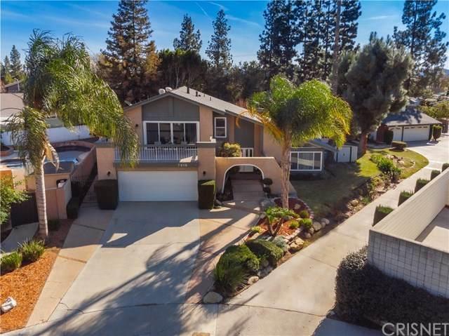 7618 Maynard Avenue, West Hills, CA 91304 (#SR20263638) :: Randy Plaice and Associates