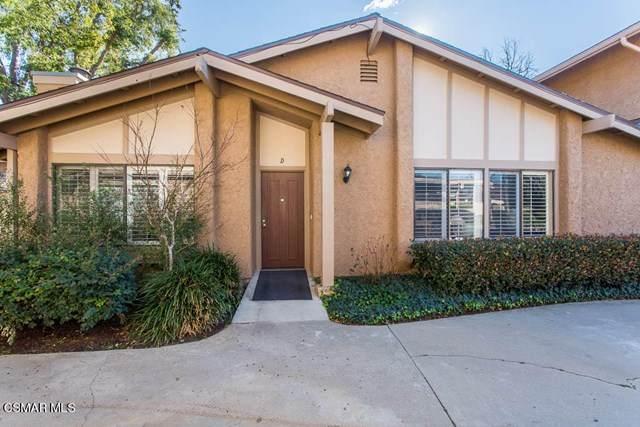 4496 Lubbock Drive D, Simi Valley, CA 93063 (#220011523) :: Randy Plaice and Associates