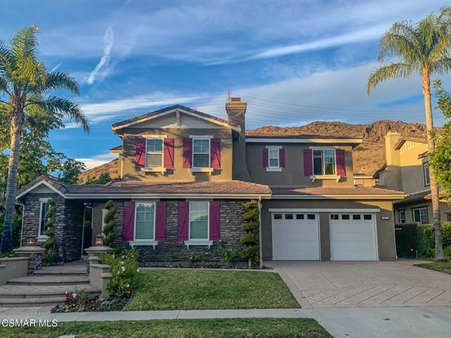 5175 Via El Molino, Newbury Park, CA 91320 (#220011529) :: The Parsons Team