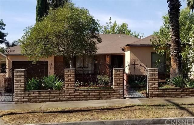 12757 Bromont Avenue, San Fernando, CA 91340 (#SR20264865) :: HomeBased Realty