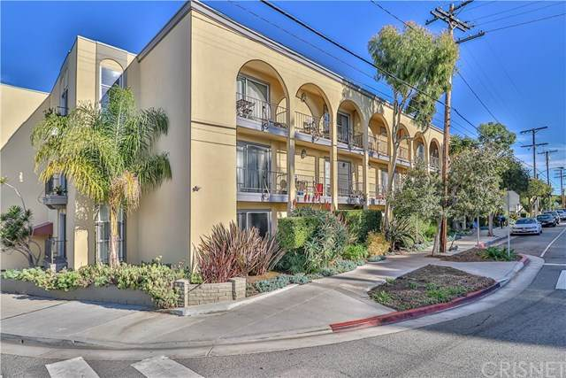 2311 4th Street #320, Santa Monica, CA 90405 (#SR21000003) :: TruLine Realty