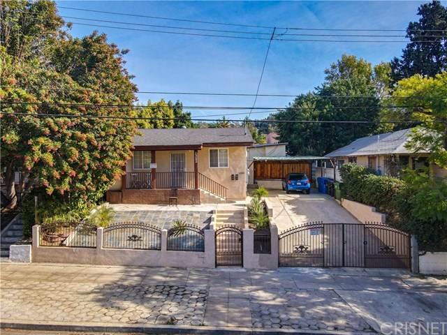 1322 Manzanita Street, Los Angeles, CA 90027 (#SR21000104) :: The Grillo Group