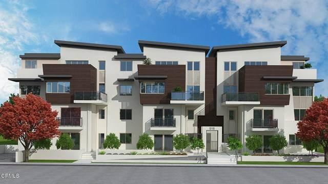 518 E Windsor Road #303, Glendale, CA 91205 (#P1-2764) :: Randy Plaice and Associates