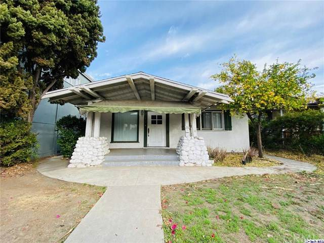 415 E Lomita Avenue, Glendale, CA 91205 (#320004491) :: Randy Plaice and Associates