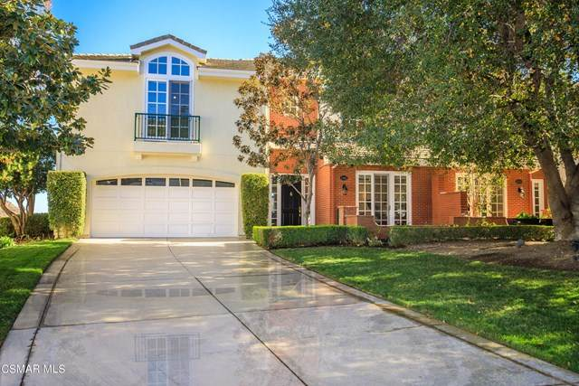 2412 Crombie Court, Thousand Oaks, CA 91361 (#221000061) :: Lydia Gable Realty Group