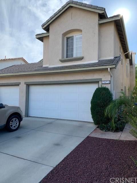 7073 Sale Avenue, West Hills, CA 91307 (#SR21001761) :: Randy Plaice and Associates