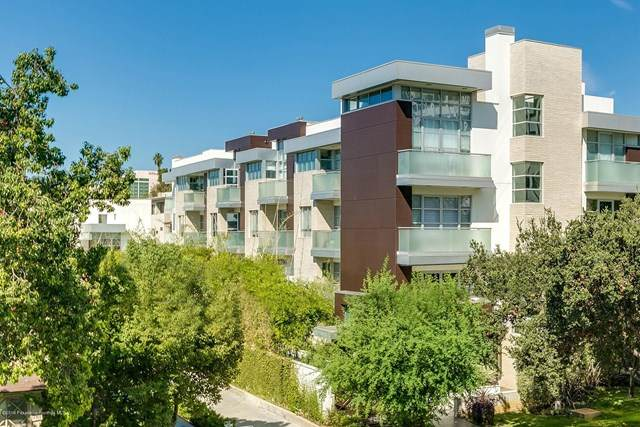257 S Hudson Avenue #302, Pasadena, CA 91101 (#P1-2814) :: Lydia Gable Realty Group