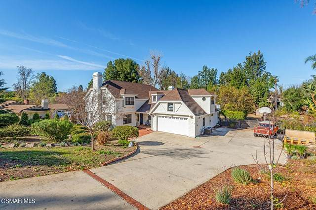 859 Rosario Drive, Thousand Oaks, CA 91362 (#221000099) :: Berkshire Hathaway HomeServices California Properties