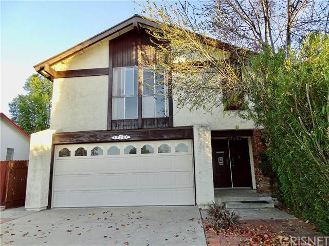 17247 Hiawatha Street, Granada Hills, CA 91344 (#SR21002802) :: Harcourts Bella Vista Realty