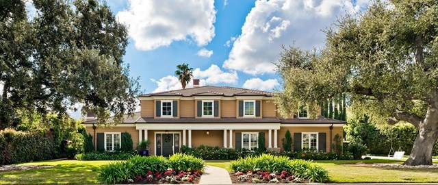 450 Arbolada Drive, Arcadia, CA 91006 (#P1-2835) :: Randy Plaice and Associates