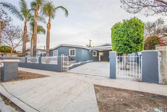 12952 Desmond Street, Los Angeles, CA 91331 (#SR21002511) :: Eman Saridin with RE/MAX of Santa Clarita