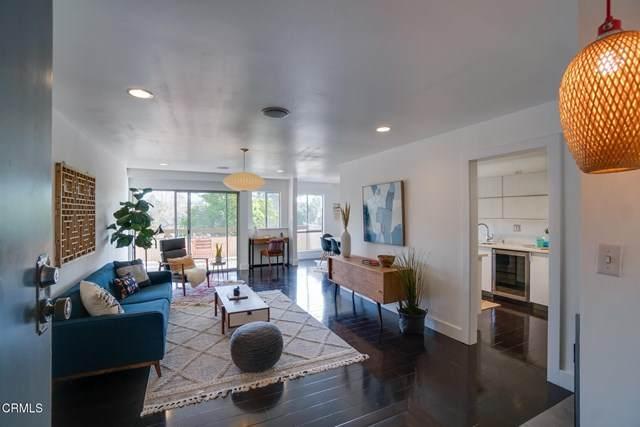 125 S Sierra Madre Boulevard #205, Pasadena, CA 91107 (#P1-2841) :: Lydia Gable Realty Group