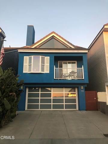106 Ocean Drive, Oxnard, CA 93035 (#V1-3311) :: The Suarez Team