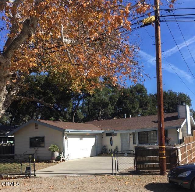 400 Burnham Road, Oak View, CA 93022 (#V1-3314) :: Lydia Gable Realty Group