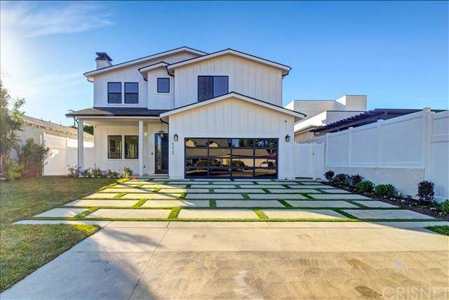 4825 N Saloma Avenue, Sherman Oaks, CA 91403 (#SR21005393) :: The Parsons Team