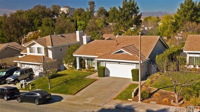27153 Waterford Drive, Valencia, CA 91354 (#SR21005828) :: Randy Plaice and Associates
