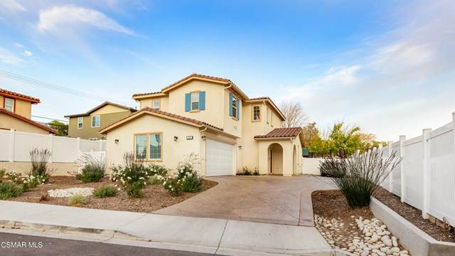 162 Houston Drive, Thousand Oaks, CA 91360 (#221000146) :: Berkshire Hathaway HomeServices California Properties