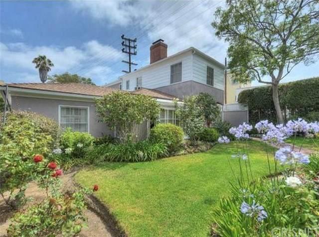 10852 Wilkins Avenue, Los Angeles, CA 90024 (#SR21004534) :: TruLine Realty