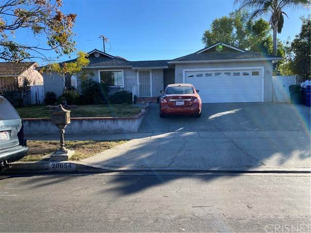 20654 Bassett Street, Winnetka, CA 91306 (#SR21000192) :: Harcourts Bella Vista Realty