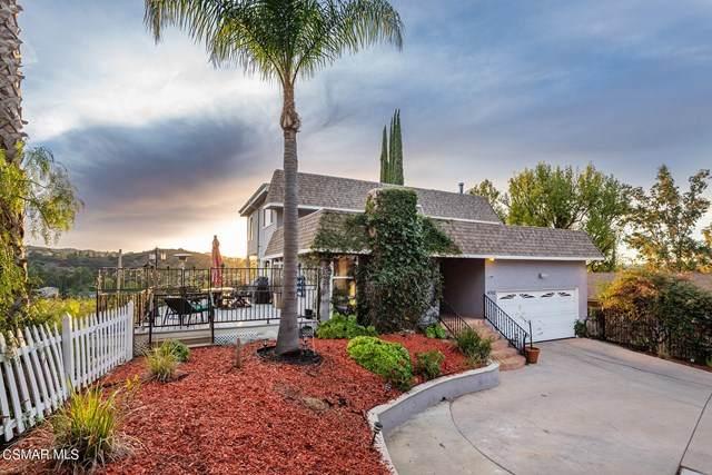 4762 Galendo Street, Woodland Hills, CA 91364 (#221000156) :: The Parsons Team