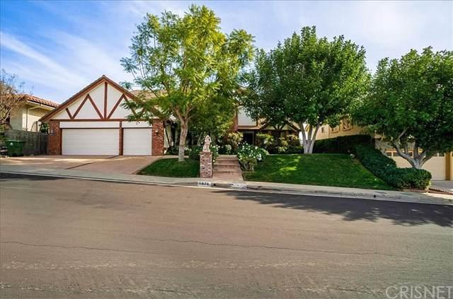 5970 Woodland View Drive, Woodland Hills, CA 91367 (#SR21006625) :: Harcourts Bella Vista Realty