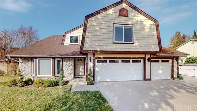 23277 Keswick Street, West Hills, CA 91304 (#SR21006006) :: Randy Plaice and Associates