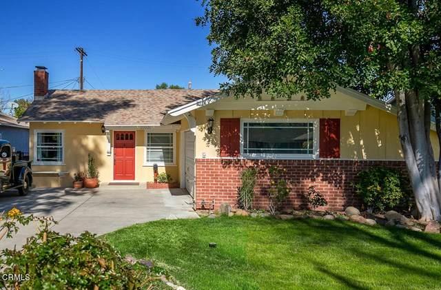 22021 De La Osa Street, Woodland Hills, CA 91364 (#P1-2875) :: Harcourts Bella Vista Realty