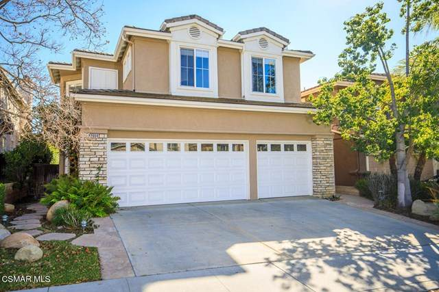 2884 Blazing Star Drive, Thousand Oaks, CA 91362 (#221000162) :: Eman Saridin with RE/MAX of Santa Clarita