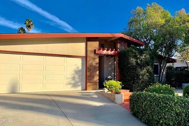 910 Park Road, Ojai, CA 93023 (#V1-3356) :: Lydia Gable Realty Group