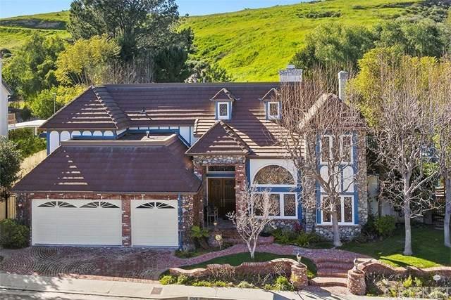 6145 Paseo La Vista, Woodland Hills, CA 91367 (#SR21006544) :: Harcourts Bella Vista Realty