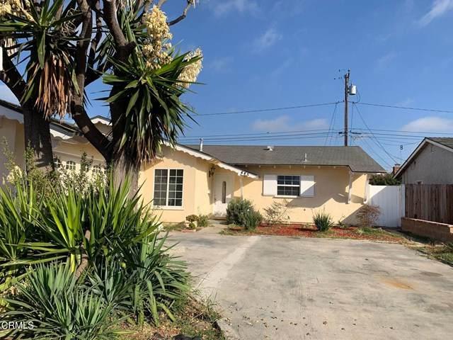 445 Vine Place, Oxnard, CA 93033 (#V1-3361) :: Randy Plaice and Associates
