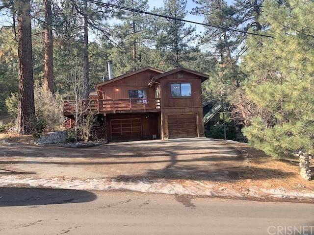 2039 Freeman Drive, Pine Mtn Club, CA 93225 (#SR21008044) :: Randy Plaice and Associates