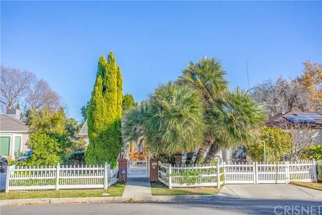 4808 Noble Avenue, Sherman Oaks, CA 91403 (#SR21007763) :: Randy Plaice and Associates
