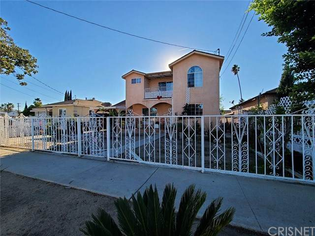10175 Remick Avenue, Pacoima, CA 91331 (#SR21007978) :: Randy Plaice and Associates