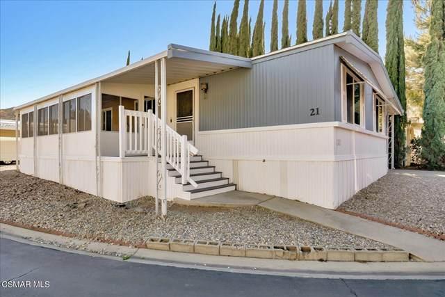6480 Katherine Road #21, Simi Valley, CA 93063 (#221000186) :: Berkshire Hathaway HomeServices California Properties