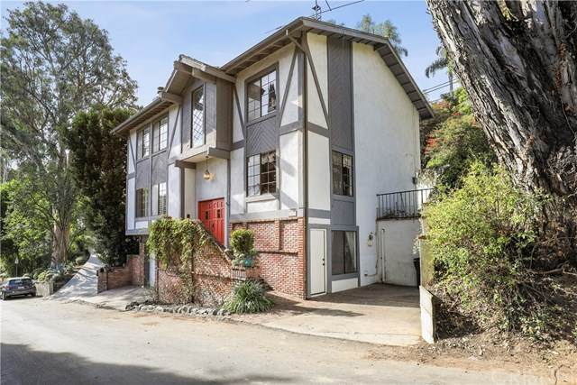 4001 Weslin Avenue, Sherman Oaks, CA 91423 (#SR21008623) :: The Parsons Team