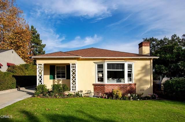 1436 Coolidge Avenue, Pasadena, CA 91104 (#P1-2898) :: Lydia Gable Realty Group