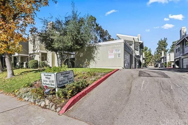 22133 Burbank Boulevard #7, Woodland Hills, CA 91367 (#SR21006952) :: Harcourts Bella Vista Realty