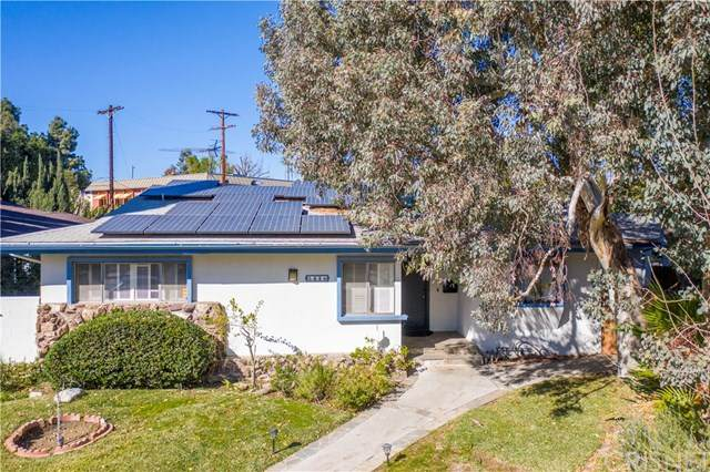 5141 Stansbury Avenue, Sherman Oaks, CA 91423 (#SR21008639) :: The Parsons Team