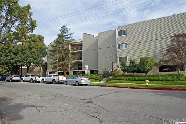 1236 N Columbus Avenue #14, Glendale, CA 91202 (#320004575) :: TruLine Realty
