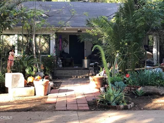 1615 Fletcher Avenue, South Pasadena, CA 91030 (#P1-2900) :: The Parsons Team