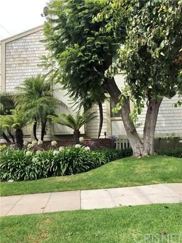 2920 11th Street #3, Santa Monica, CA 90405 (#SR21008710) :: TruLine Realty