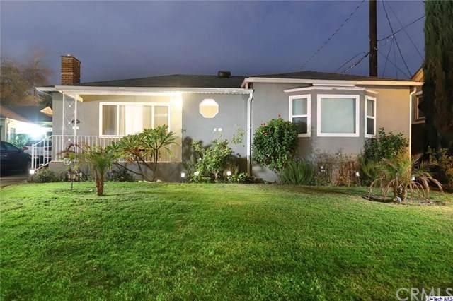 1027 W Kenneth Road, Glendale, CA 91202 (#320004611) :: TruLine Realty