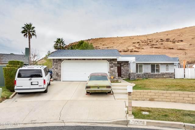 2263 Dora Court, Simi Valley, CA 93063 (#221000213) :: Randy Plaice and Associates