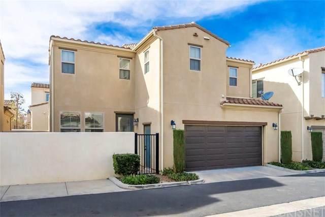 20214 Pienza Lane, Porter Ranch, CA 91326 (#SR21005475) :: Randy Plaice and Associates