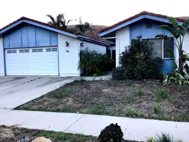 839 Viewcrest Drive, Ventura, CA 93003 (#V1-3406) :: The Grillo Group