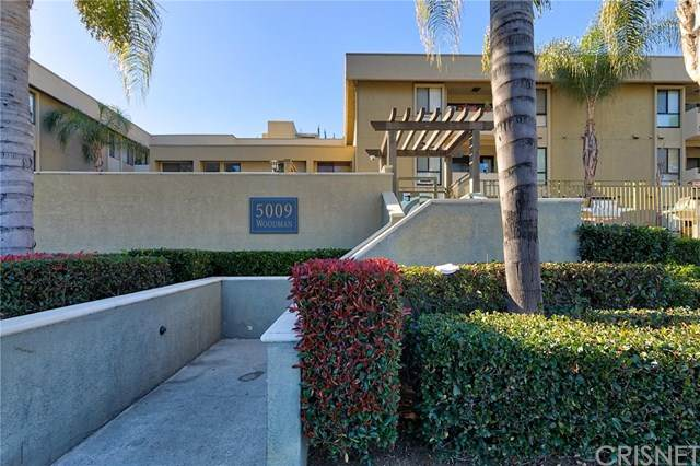 5009 Woodman Avenue #310, Sherman Oaks, CA 91423 (#SR21008637) :: The Parsons Team